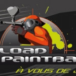 logo RELOAD PAINTBALL