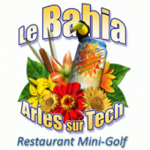 logo Bahia mini golf