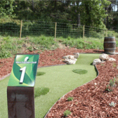 logo Mini Garden Golf