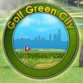 logo Golf Green City