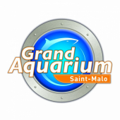 logo Grand aquarium Saint Malo