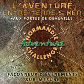 logo NORMANDIE Parc Adventure