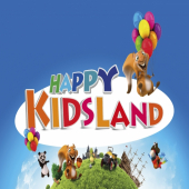 logo Happy kids land