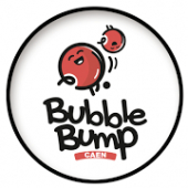 logo Bubble Bump Caen