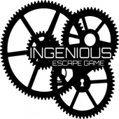 logo Ingenious Escape Game