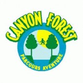 logo Canyon Forest