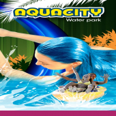 logo AQUACITY Water Park