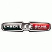logo Laser Game CHERBOURG